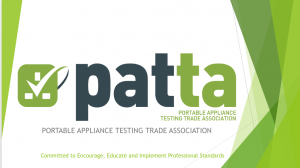 Portable Appliance Testing Trade Association for UK PAT testing